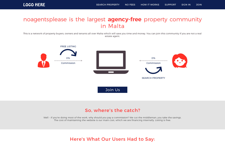 Property Management Site
